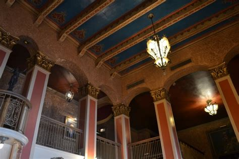Paramount Ceilings by Paramount Theater Abilene