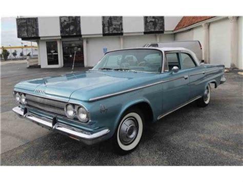 1963 dodge custom 880 for sale classiccars cc 697045