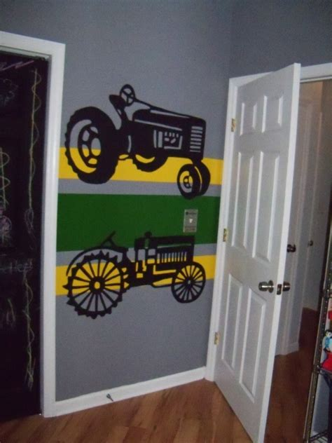 tractor room the 25 best boys tractor room ideas on deere room deere decor and