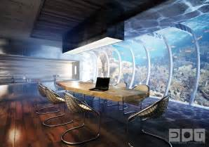 water hotel plans for underwater hotel in dubai unveiled