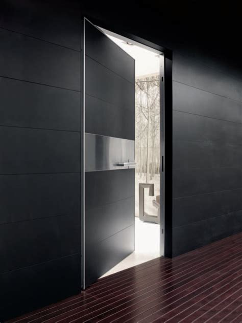 modern door design modern doors from oikos contemporist