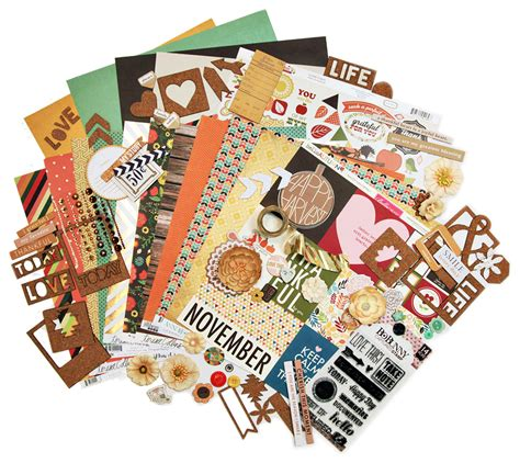 scrapbook layout kit clubs scrapbook com kit club thankful for family