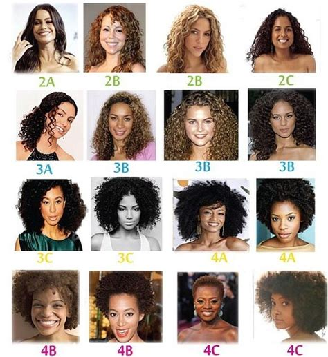 1c Hair Type by Hair Types Naturally