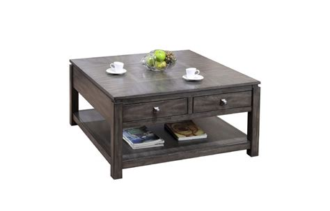40 Square Coffee Table Winners Quot Lancaster Quot 40 Quot Square Coffee Table Jowsey S Furniture Beds Port Alberni Bc