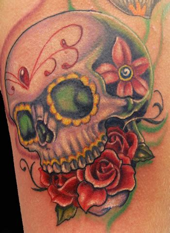 cartoon rose tattoo images designs