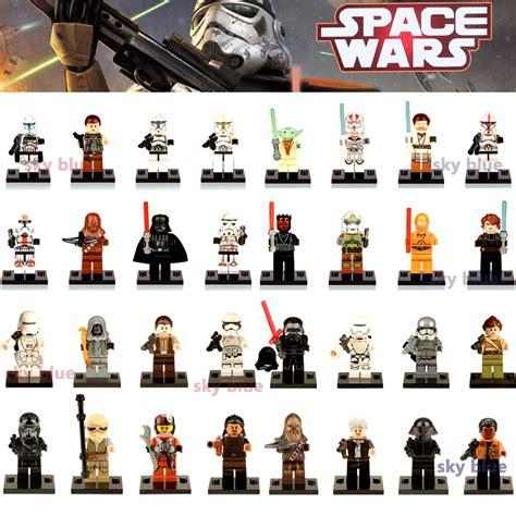 Blocks Lego Wars wars mini figures building blocks