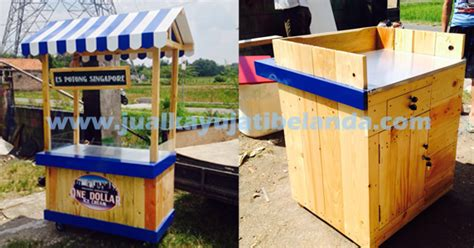 Desain Gerobak Kayu | gerobak kayu jati belanda jual kayu jati belanda kayu