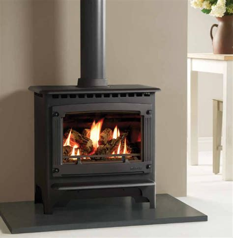 Free Standing Gas Fireplace Stoves by Medium Marlborough Fireplace By Design
