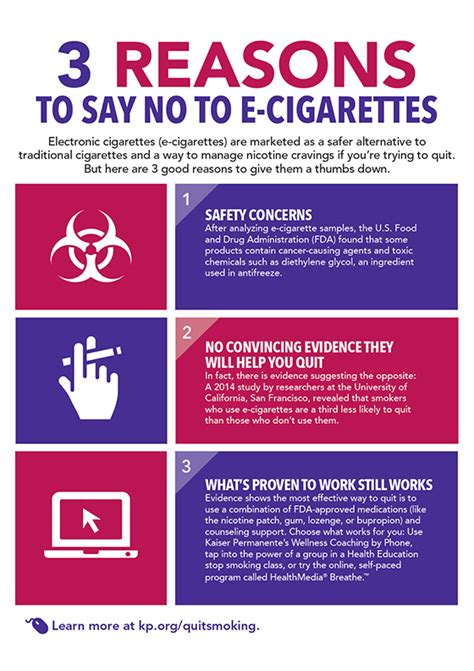 3 reasons to say no to e cigarettes mission ambulance
