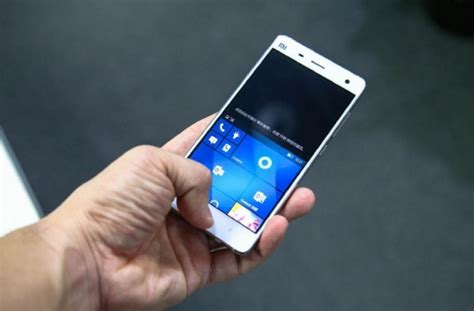 install windows 10 xiaomi xiaomi mi4 lte gets windows 10 mobile rom how to instal