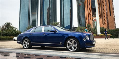 bentley sedan 2016 2016 bentley mulsanne speed review abu dhabi to dubai