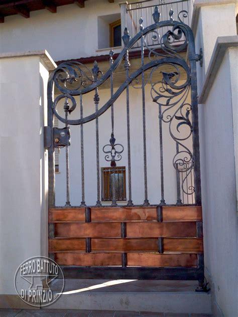 ingresso in ferro battuto ingresso in ferro battuto un terrazzo conarredamento da