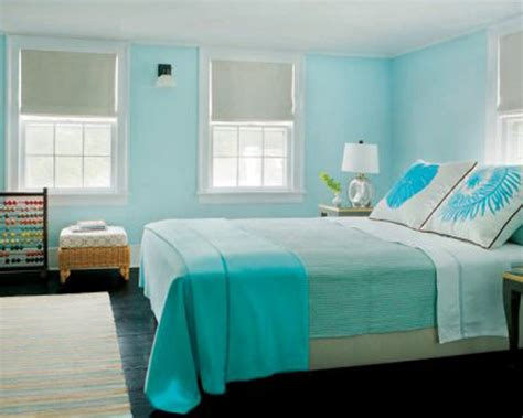 Cool Teenager And Master Bedroom Design Ideas With Turquoise Colors Vizmini