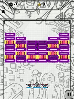 doodle java doodle brick breaker java for mobile doodle brick