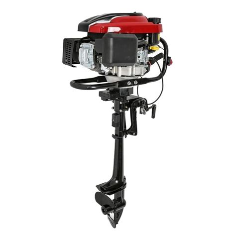 outboard boat engine youtube outboard engine 196cc 6 5 hp 4 stroke motor boat