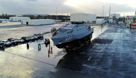 pacific class patrol boat first pacific patrol boat launched defence connect