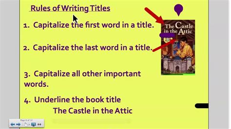 how to write a book name in a paper book titles written correctly how to write book titles