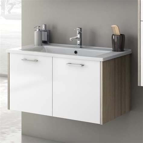 33 Inch Bathroom Vanity Cabinet 33 inch vanity cabinet with fitted sink