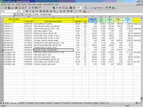 Estimate On Building A House by Cpr Concrete Construction Cost Estimating Software For Excel