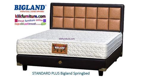 Expo Rak Tv Minimalis Win Vr standard plus bigland springbed agen pabrik