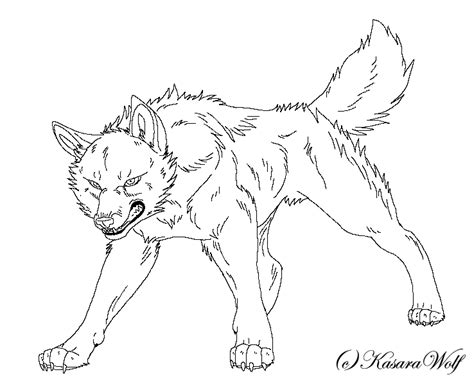 angry wolf coloring page detailed angry wolf face coloring pages