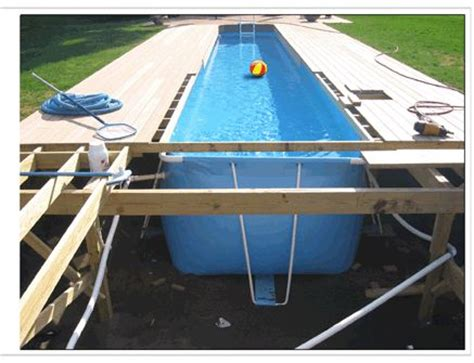 personal lap pool 25 best above ground pool cost ideas on pinterest