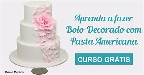 como decorar um bolo pasta americana curso de bolo decorado pasta americana online gr 225 tis