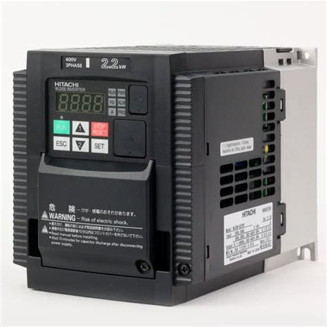 Hitachi Hfc Vws Ac Motor Frequency Inverter 3 Phase 380 V 25kw Baru hitachi sj200 manual pdf herunterladen
