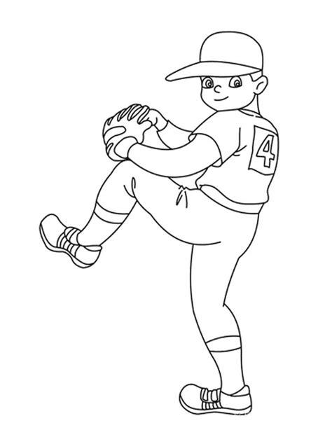 coloring pages free printable baseball baseball field coloring pages printable 18 image