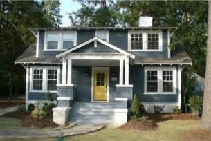 Blue House Yellow Door by 27 Best Front Door Paint Color Ideas Home Stories A To Z