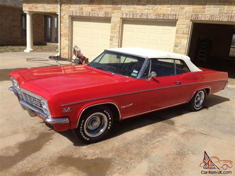 1966 impala sport 1966 impala sport convertible