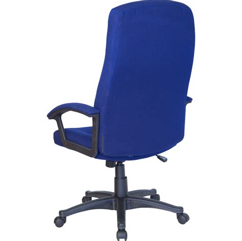 navy blue desk chair high back navy blue fabric executive swivel office chair