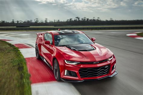 2017 Chevrolet Camaro ZL1   GM Authority