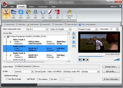 video format converter software vsdc free video converter 2 4 5 277 free download