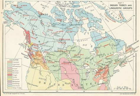 canadian map of indian tribes the distributed proofeaders canada ebook of an historical