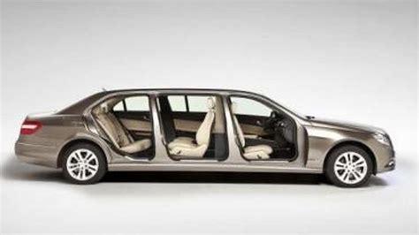 6 Door Mercedes by Mercedes E Class W212 6 Door Stretch Limousine By Binz