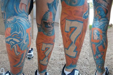broncos tattoos pictures best 20 denver broncos ideas on denver