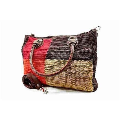 Tas Rajut Handbag 2 Ruang 6113 best crocheted bags images on crochet