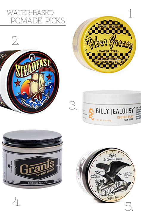 Pomade Bloody Slick tips and tricks what is pomade acne and how do i get rid of it the pomades