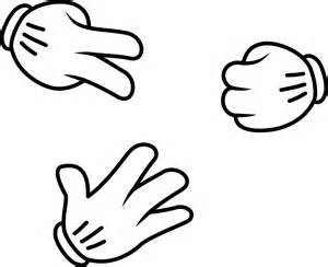 clipart rock paper scissors