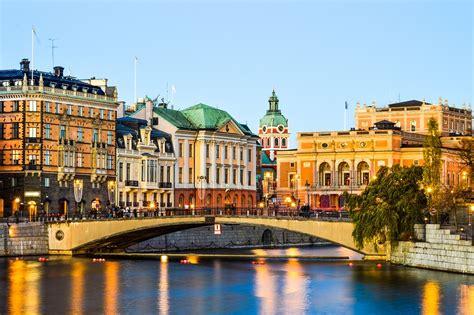 d 233 couverte de stockholm 6 jours avec vol et h 244 tel pour 249