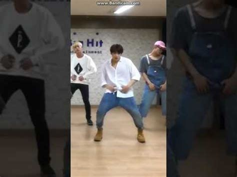 bts i like it bts i like it 좋아요 part 2 dance practice jungkook focus