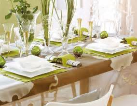 bamboo stone dining table settings
