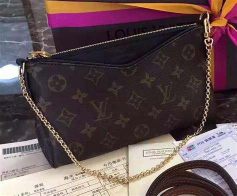 Louis Vuitton Pallas 41638 louis vuitton m41638 black monogram canvas pallas clutch