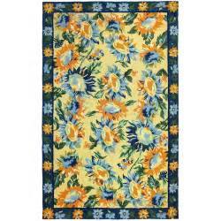 Sunflower Area Rug Sunflower Provence Rug Wayfair
