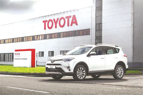Toyota Rising International Business Sales Of Gm And Toyota Surge As