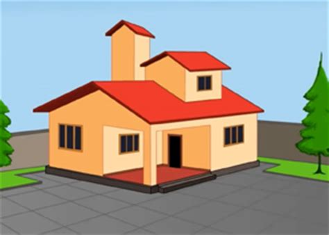 images of houses image of pucca house house image