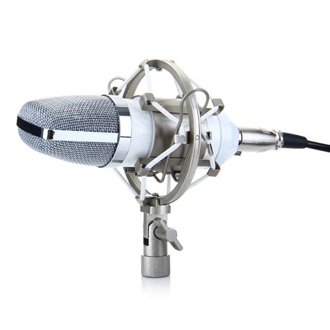 Microphone Bm700 For Recording pro condenser microphone audio studio recording dynamic mic bm700 shock mount ebay