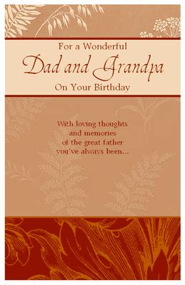 grandfather birthday card template a loving and greeting card happy birthday
