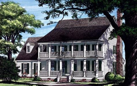 colonial farmhouse plans colonial farmhouse southern house plan 86217